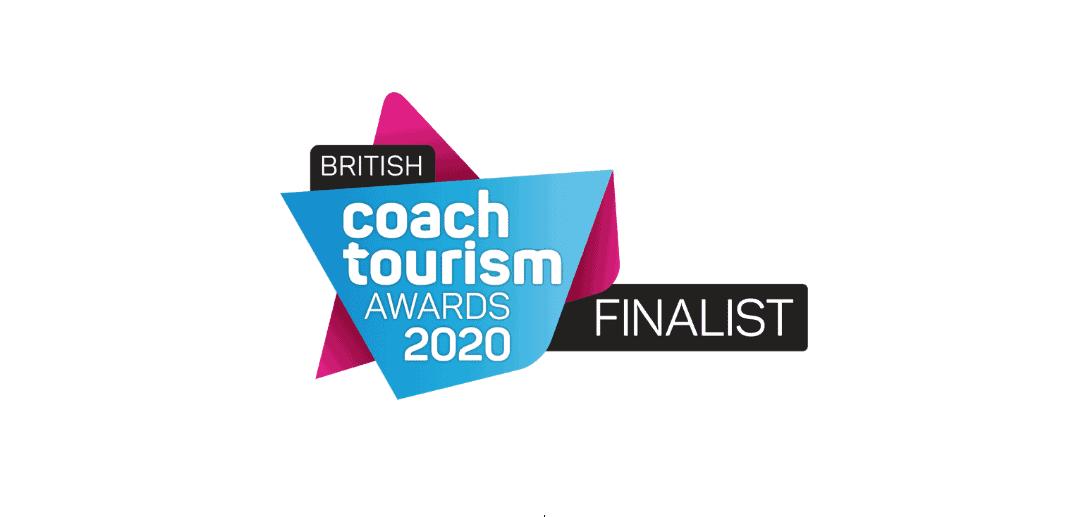 British Coach Tourism Awards 2020 Finalist